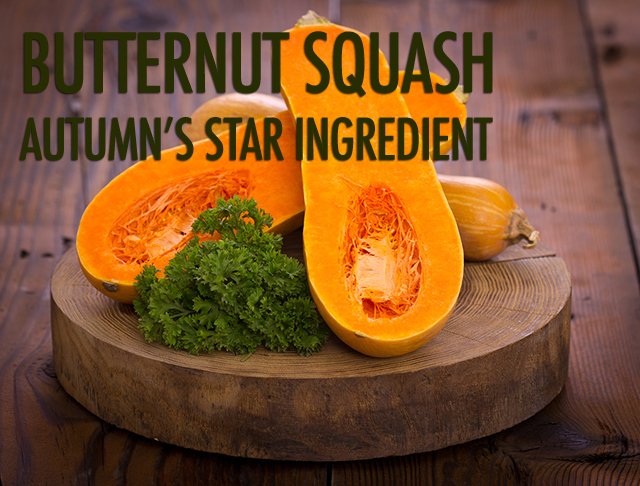 Autumn's Superstar: Butternut Squash
