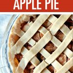 Vegan and Gluten Free Apple Pie | Food Bloggers of Canada