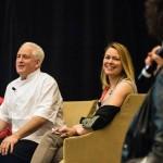 Chef Jay Nutt, Jennifer Hayes, Mairlyn Smith