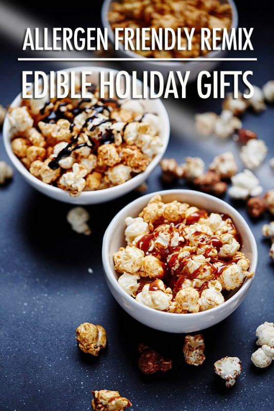 Allergen Friendly Edible Holiday Gifts | Food Bloggers of Canada