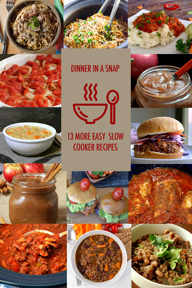 Slow Cooker Recipes Part 2 | Food Bloggers of Canada