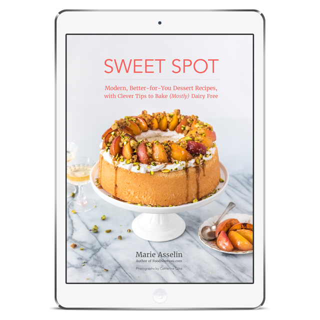 Sweet Spot - Behind The Scenes of a Cookbook