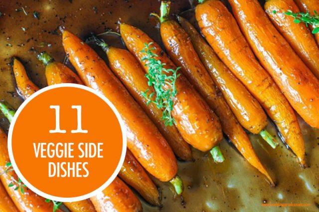 11 Veggie Side Dish Recipe Ideas | Food Bloggers of Canada