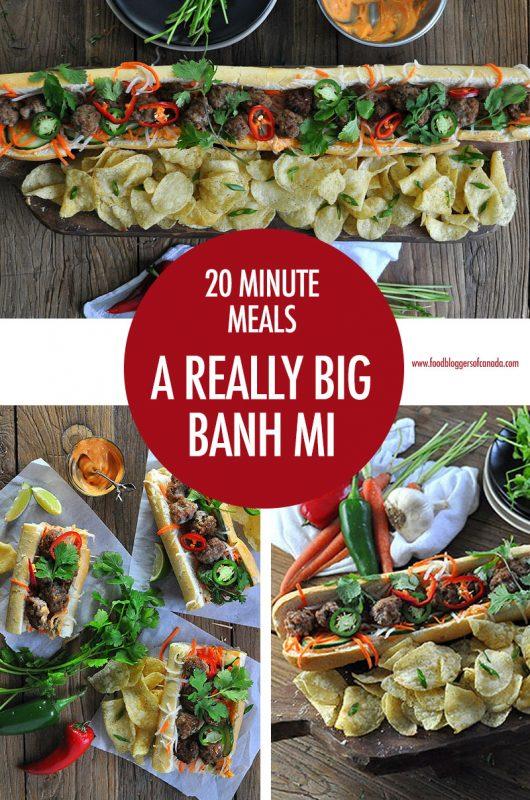 A Really Big Banh Mi