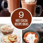 9 Hot Cocoa Recipe Ideas | Food Bloggers of Canada