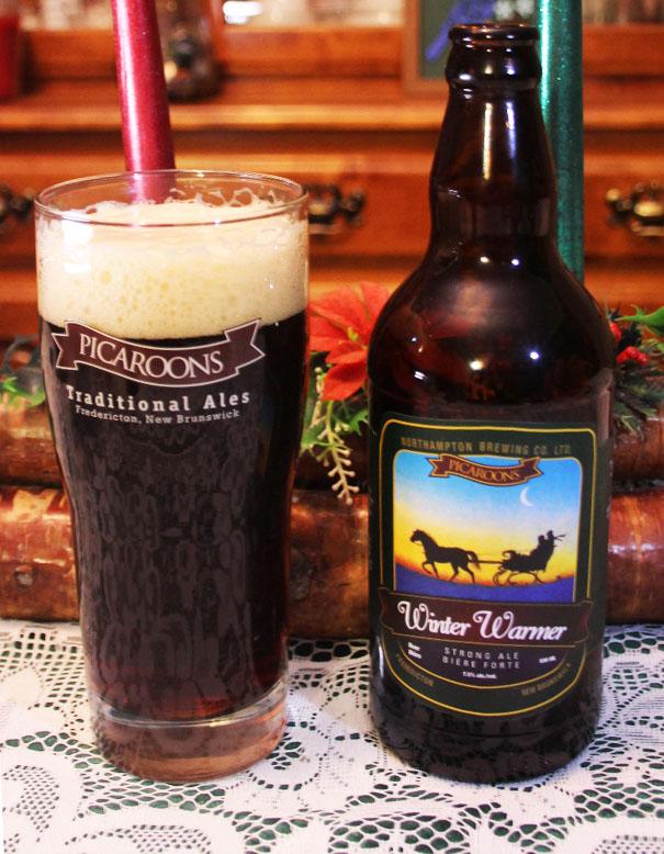Atlantic Winter Ales on Canada's Craft Beer