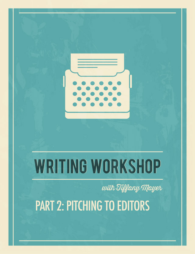 FBC Writing Workshop 2: Pitching to Editors | Food Bloggers of Canada
