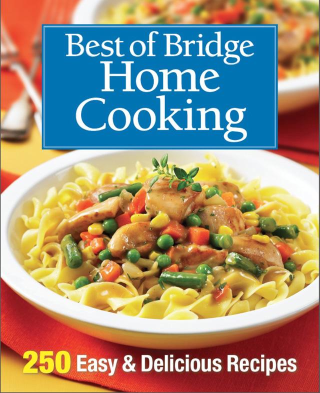 The Best of Bridge Home Cooking