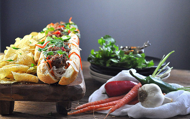 The Big Banh Mi | Food Bloggers of Canada