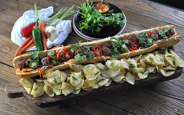 The Big Banh Mi | Food Bloggers of Canada