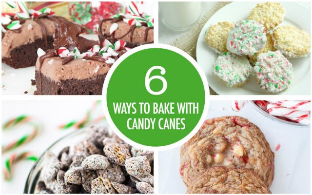 6 Ways To Bake With Candy Canes
