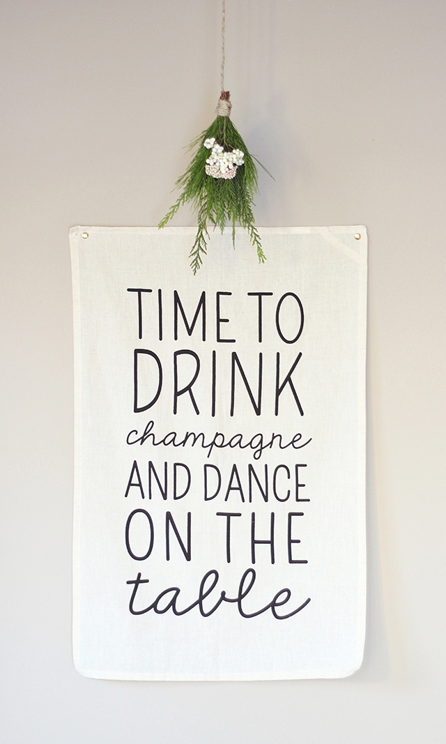 How To Throw a New Year's Eve Party On A Budget | Food Bloggers of Canada