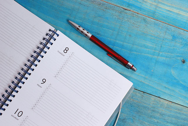 Planning for the New Year with Editorial Calendars   Food Bloggers of Canada