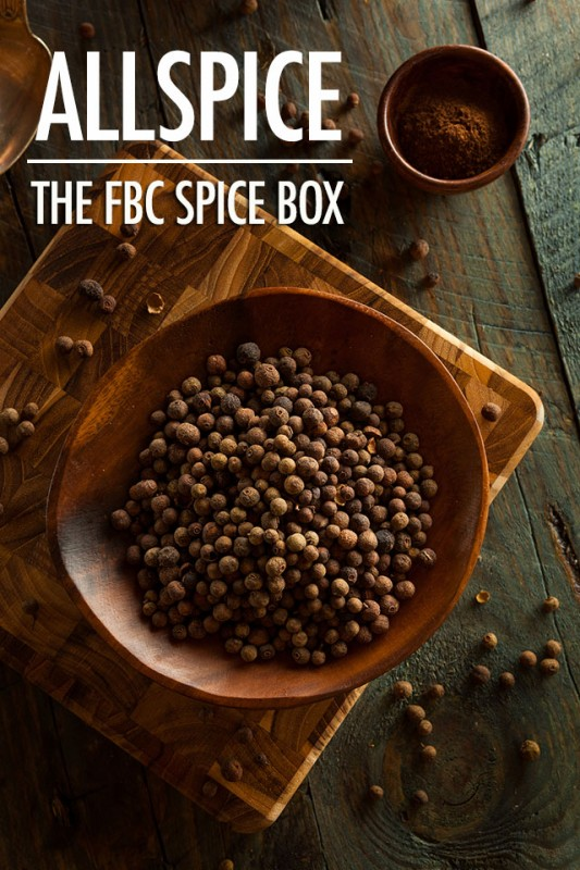 The Spice Box: Allspice | Food Bloggers of Canada
