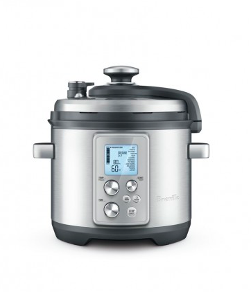 Breville Fast Slow Pro (Multi-cooker with hands-free steam release)