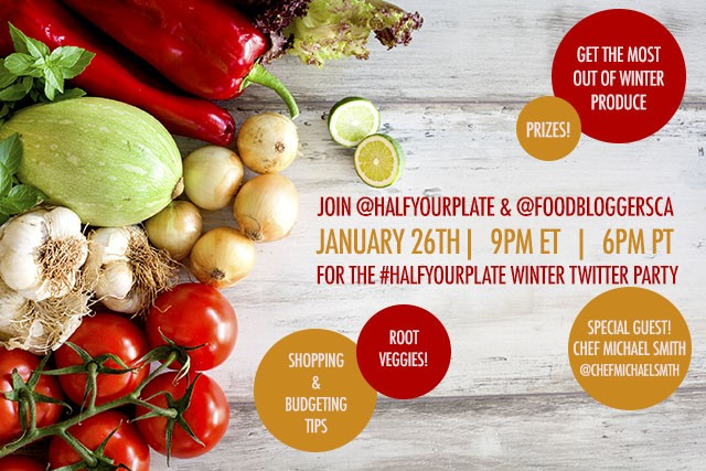 HalfYourPlate RSVP