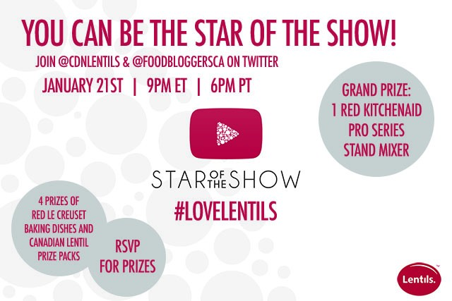 Star of the show RSVP