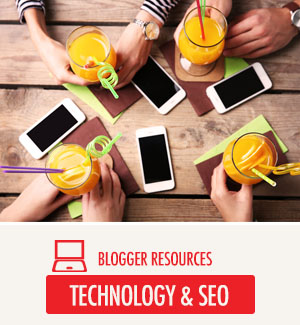 Blogger Resource | Technology & SEO