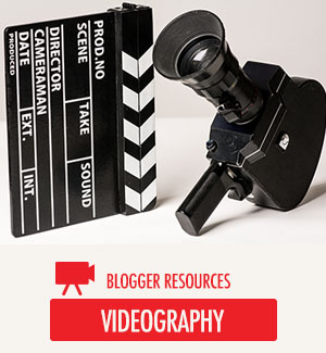 Blogger Resource | Videography