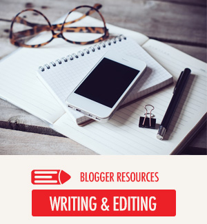 Writing & Editing Resources for Bloggers