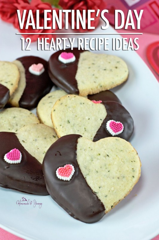 12 Valentine Recipe Ideas