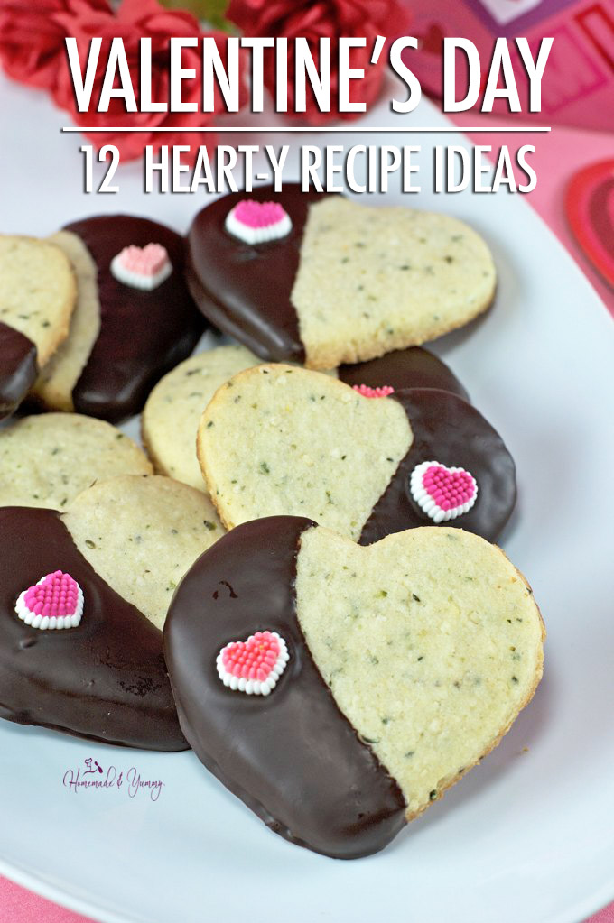 12 Valentine Recipe Ideas