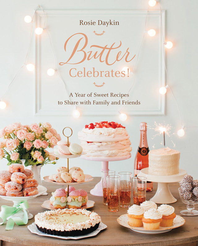 Cookbook Corner: Butter Celebrates | Foodbloggers of Canada