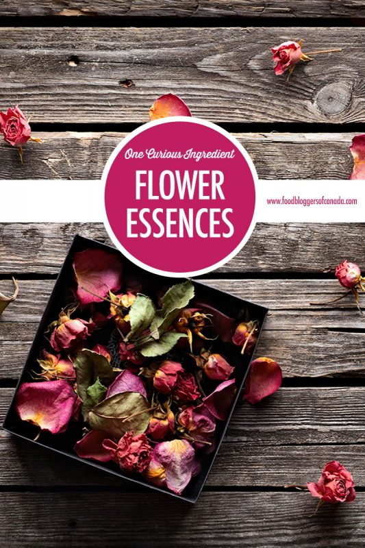 Cooking With Flower Essences
