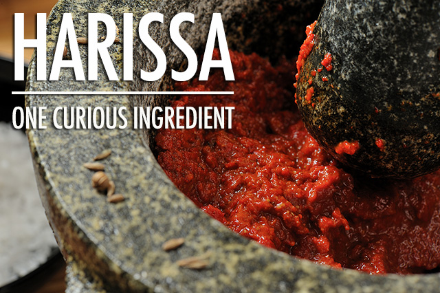One Curious Ingredient: Harissa | Food Bloggers of Canada
