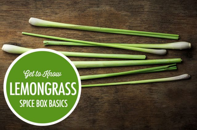 Get to Know Lemongrass