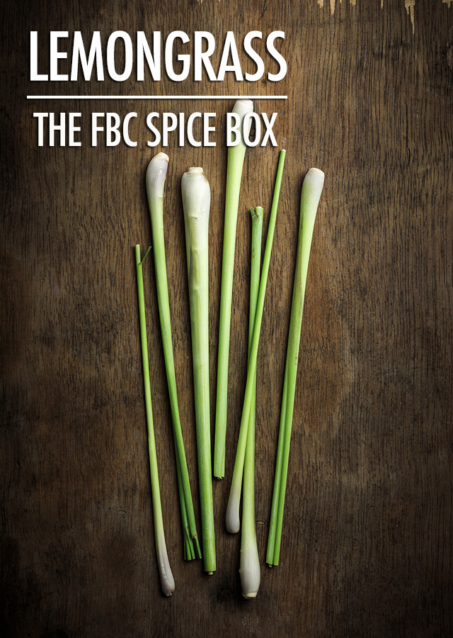 The Spice Box: Getting to Know Lemongrass | Food Boggers of Canada