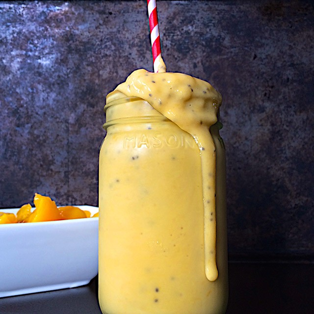 Quick Peach Recipe Ideas   Food Bloggers of Canada