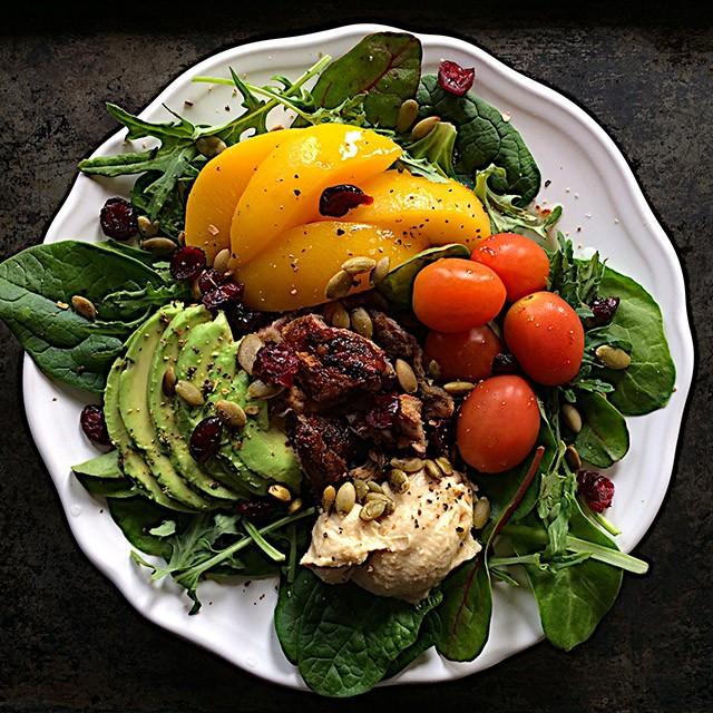 Quick Peach Recipe Ideas | Food Bloggers of Canada