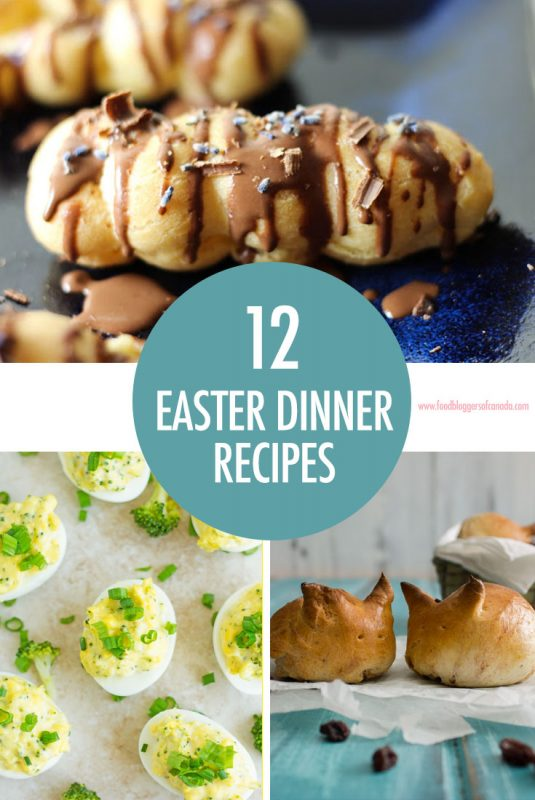 12 Easter Dinner Recipes