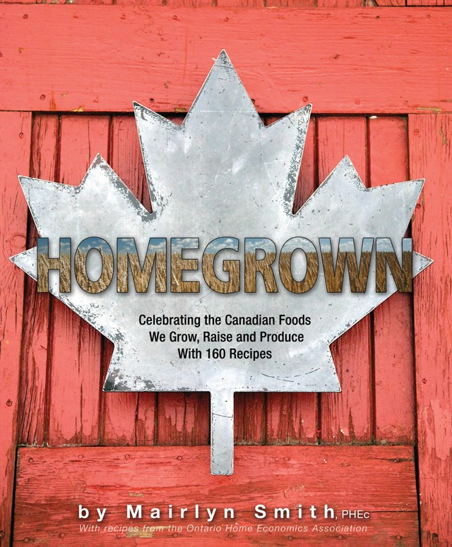 Cookbook Corner: Homegrown by Mairlyn Smith | Food Bloggers of Canada