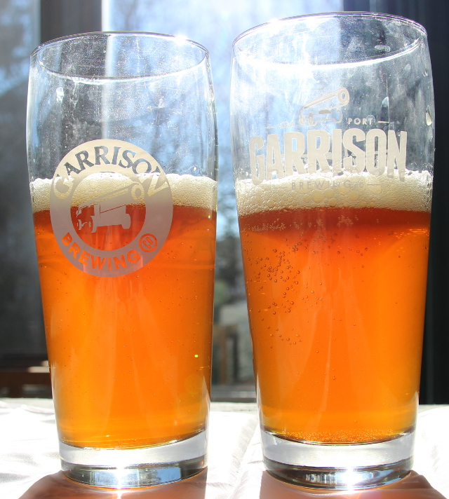 Nucleated Beer Glasses | Food Bloggers of Canada