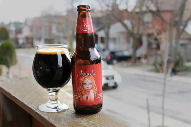 Canada's Eastern Craft Beer: Two Stouts for the Start of Spring