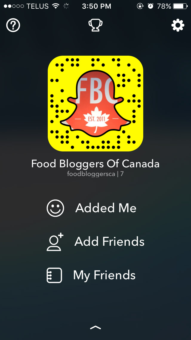 A Blogger's Beginner's Guide To Using Snapchat | Food Bloggers of Canada