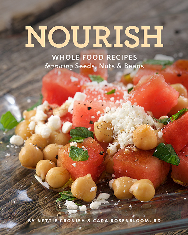 Nourish Cookbook Giveaway | Food Bloggers of Canada