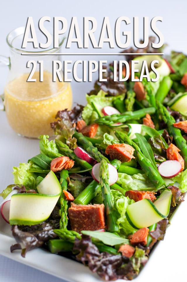 21 Asparagus Recipe Ideas | Food Bloggers of Canada