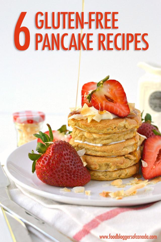 6 Gluten-Free Pancake Recipes | Food Bloggers of Canada