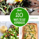 Over 20 Ways to Eat Asparagus | Food Bloggers of Canada
