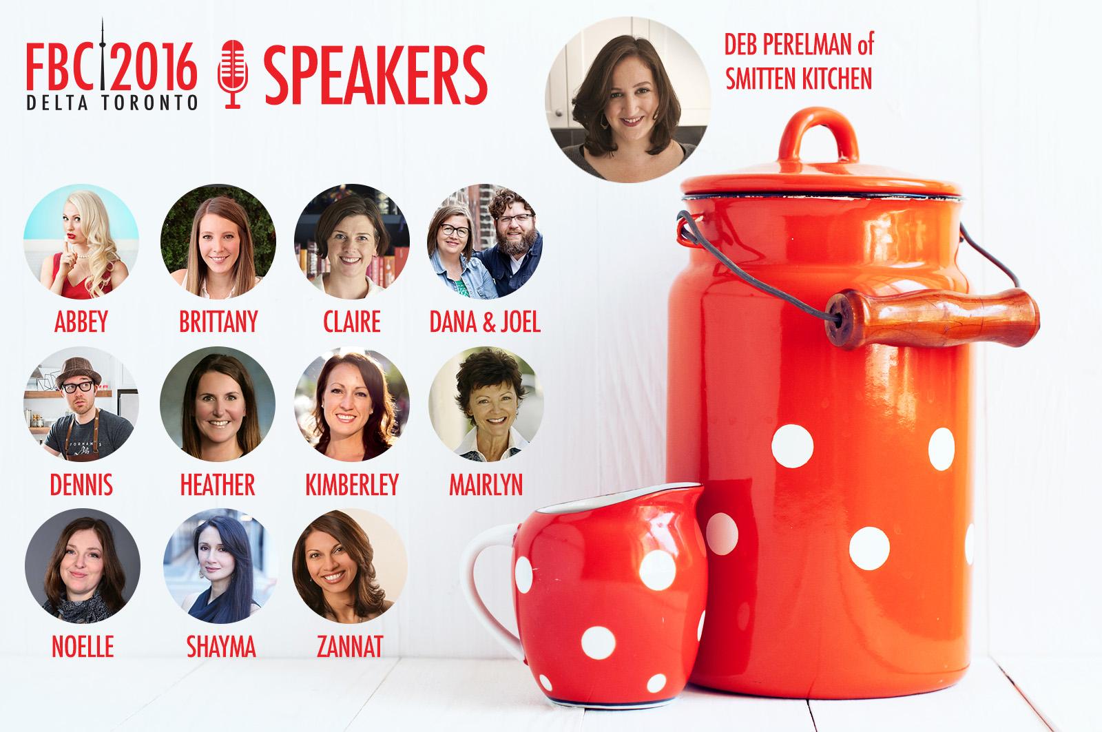 FBC2016 Speaker Lineup