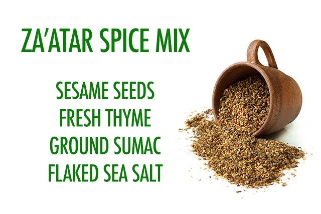 Za'atar Spice Mix Recipe | Food Bloggers of Canada