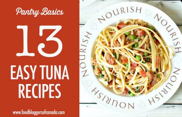 13 Grown Up Comfort Food Tun Recipes