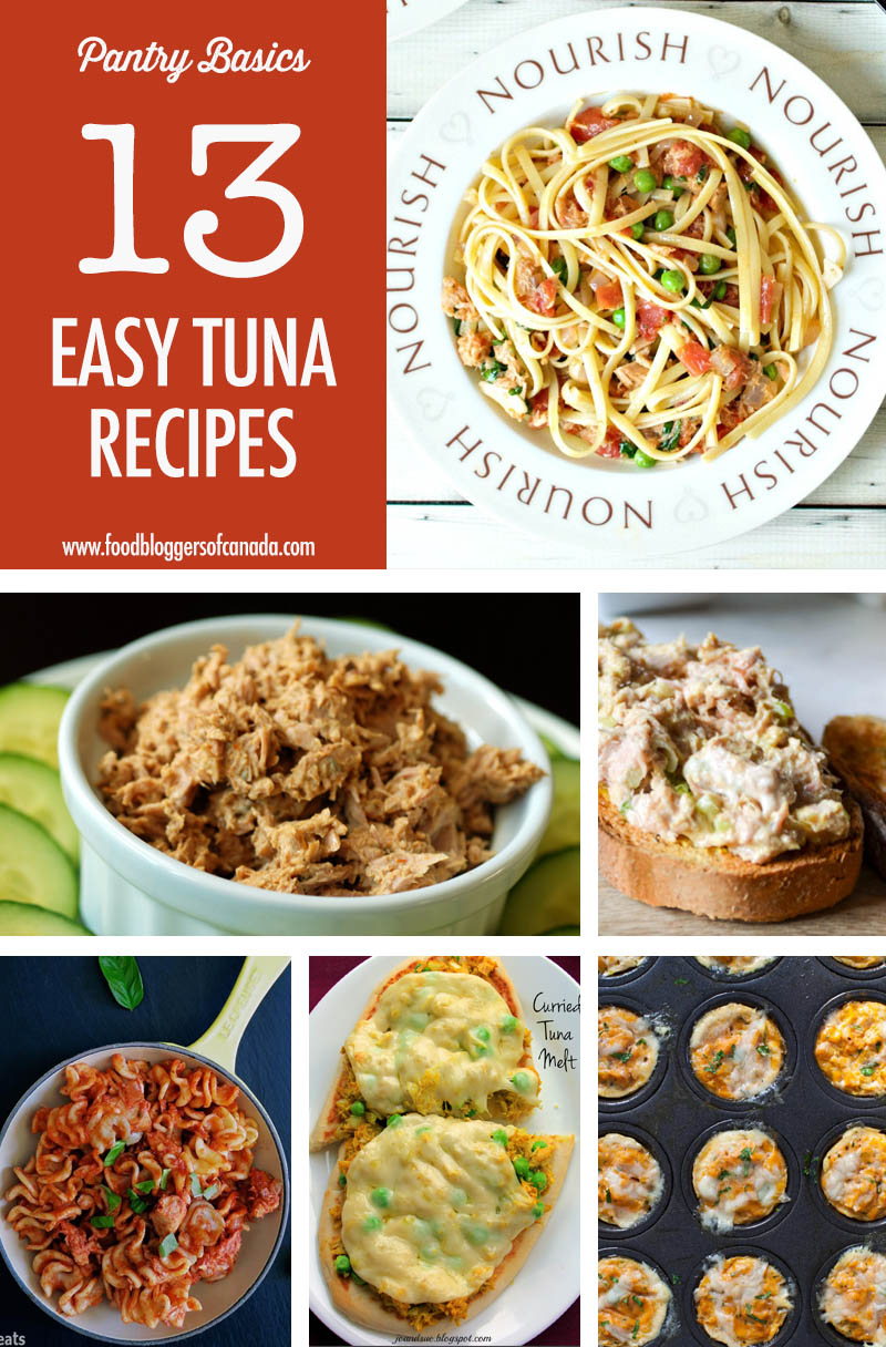 13 Grown Up Comfort Food Tuna Recipes