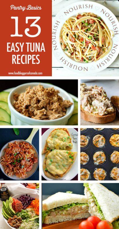 13 Grown Up Comfort Food Tuna Recipes