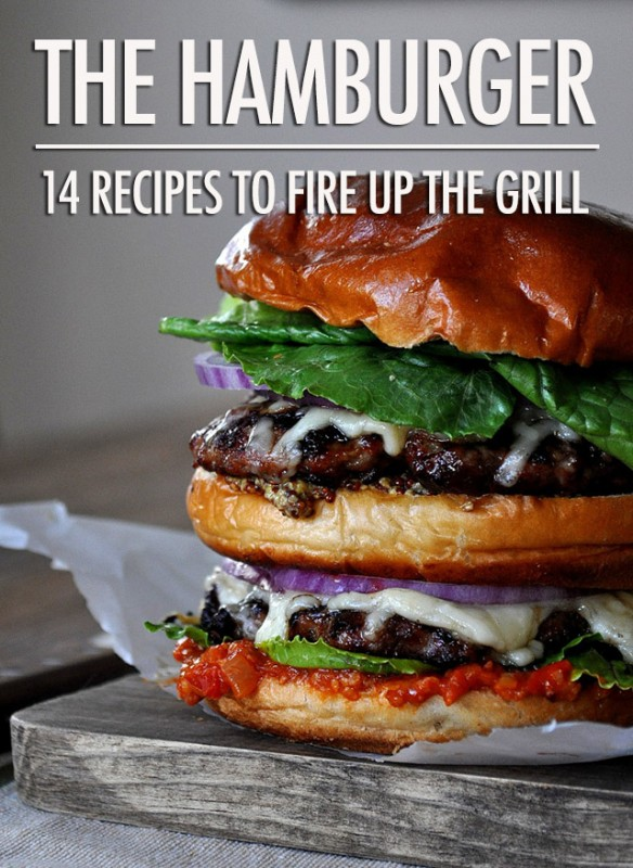The Hamburger: 14 Recipes | Food Bloggers of Canada