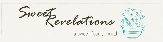 FBC Featured Member: Sweet Revelations | Food Bloggers of Canada