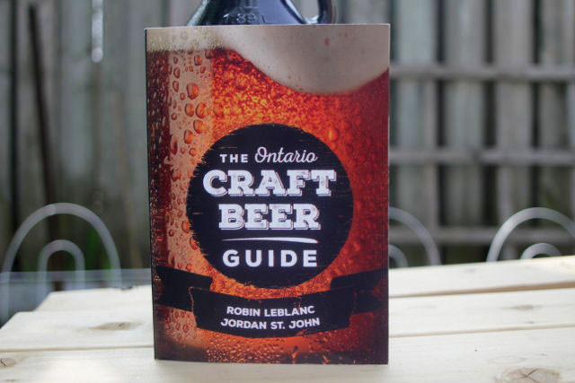 The Ontario Craft Beer Guide Review | Food Bloggers of Canada